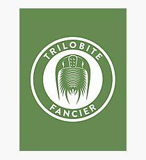 Trilobite Fancier Print Photographic Print