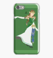 Zelda (Green) - Super Smash Bros. iPhone Case/Skin