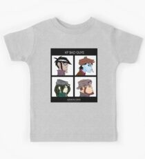 KP Bad Guys No. 1 Kids Tee