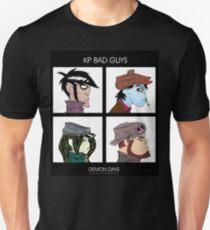 KP Bad Guys No. 1 Unisex T-Shirt