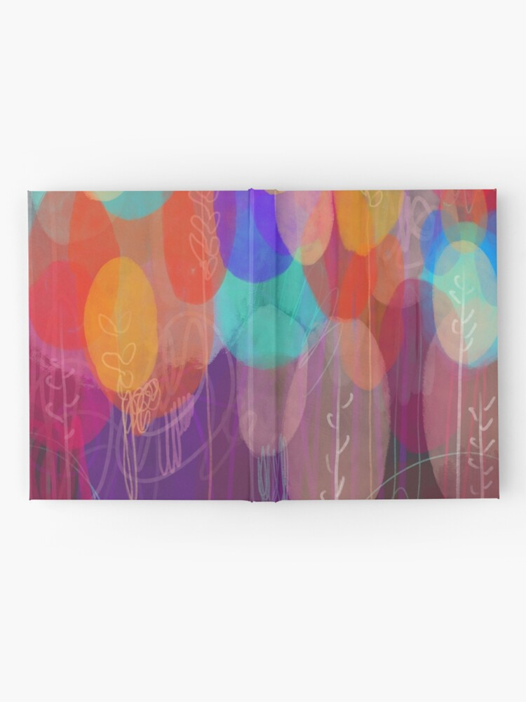 Alternate view of Autumn Trees Hardcover Journal