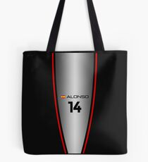 F1 2015 - #14 Alonso [launch version] Tote Bag