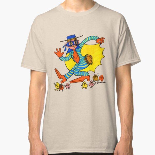 Hamburgulars Booty Stash Classic T-Shirt