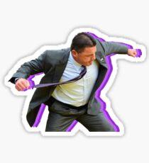 Coach O Sticker