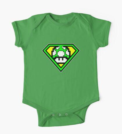 Super 1-up Mushroom Kids Clothes