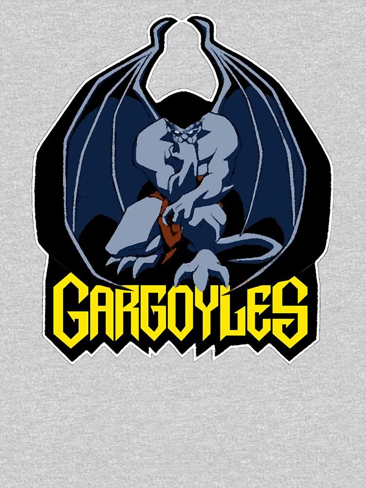 Gargoyles (Goliath) by nostalgicboy