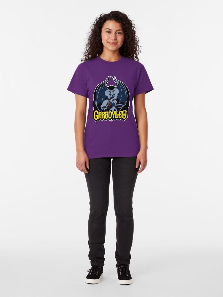 Alternate view of Gargoyles (Goliath) Classic T-Shirt