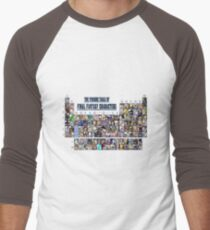 The periodic table of Final Fantasy Characters T-Shirt