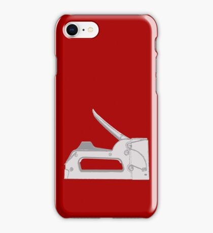 Staple Gun iPhone Case/Skin