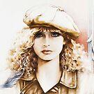 German Girl (Cropped) by Sara Moon