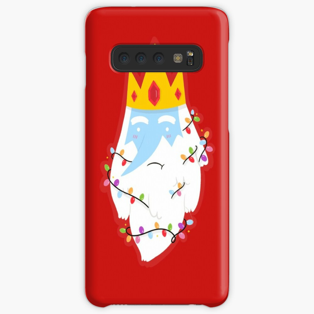 Oh Christmas King! Case & Skin for Samsung Galaxy