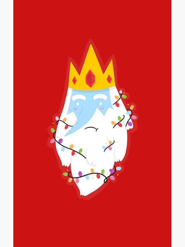 Oh Christmas King! by giuliaiulia