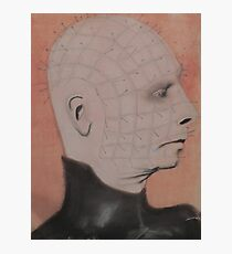 """Pinhead""  Photographic Print"