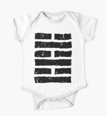 Arashikage Distressed Black Kids Clothes