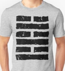 Arashikage Distressed Black T-Shirt