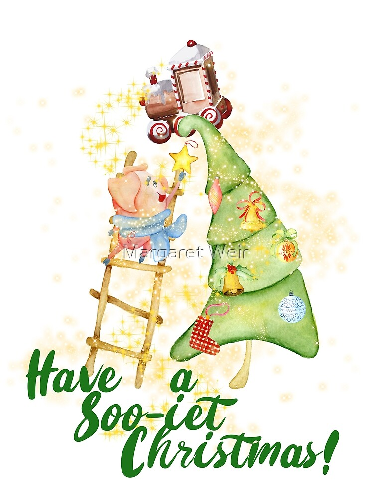 Soo-iet Christmas by Margaret Weir