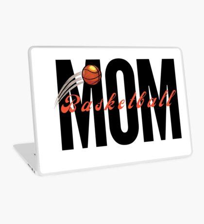 Basketball Mom, sports mom Laptop Skin