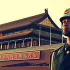Forbidden City Soldier by liamcarroll