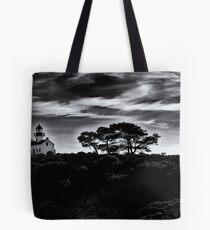 Cabrillo national monument California Tote Bag