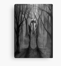 The Glade Metal Print