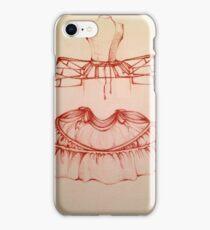Panier et jupe iPhone Case/Skin