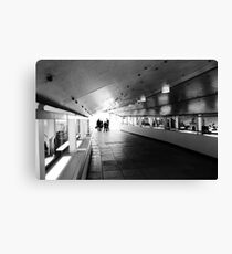 Tunnel Vision Canvas Print