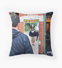 Where's Waldo? Throw Pillow
