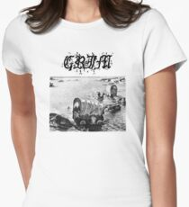 GRIMMIG Tailliertes T-Shirt