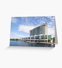 M1 Apartments Greeting Card