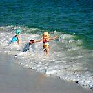 Children at Play by Dawn di Donato