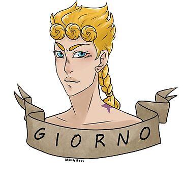 Giorno Giovanna by 1000butts