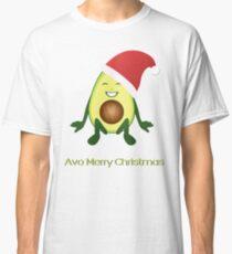 Avo Merry Christmas  Classic T-Shirt