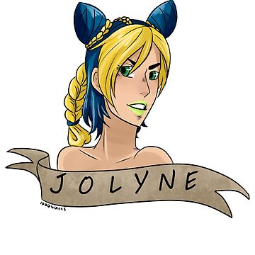 Jolyne Cujoh by 1000butts