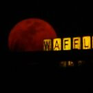 Even the moon makes a stop for waffles! by MommyJen