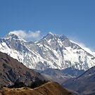 Himalayan View by Patty Boyte