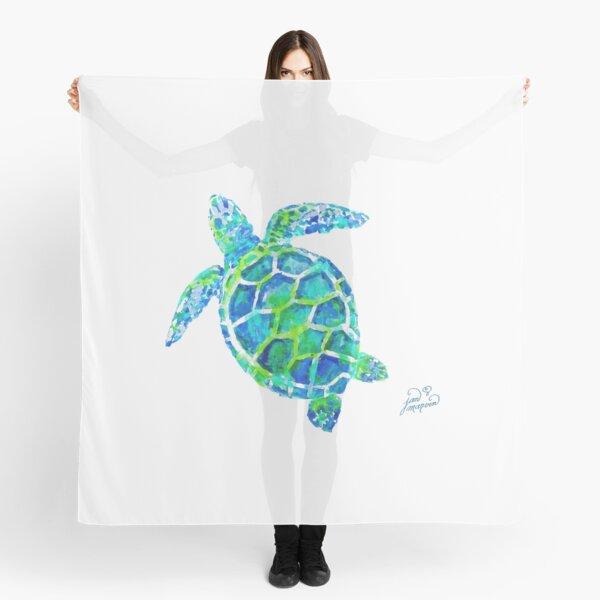 Sea Turtle no splots by Jan Marvin Scarf