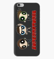 Supernatural Puffs Parody iPhone Case
