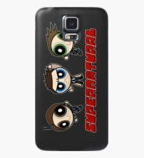 Supernatural Puffs Parody Case/Skin for Samsung Galaxy