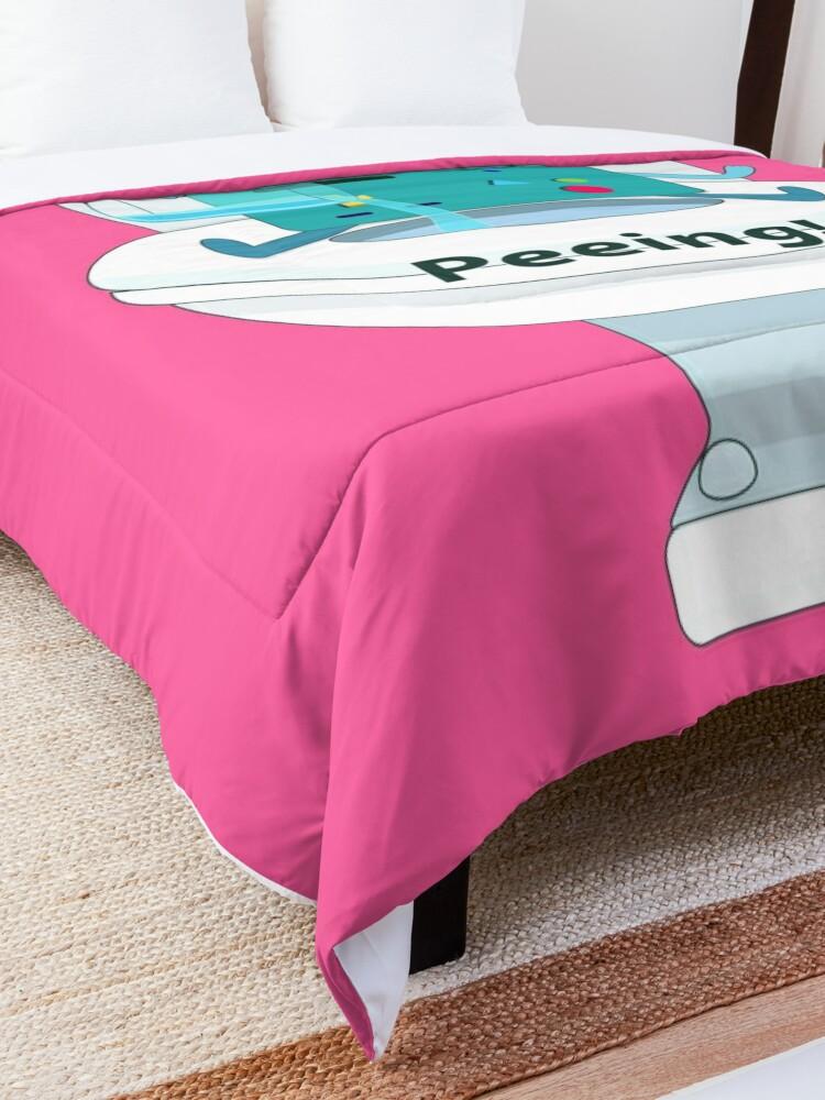 Alternate view of Cute Beemo Adventure Time™  Comforter
