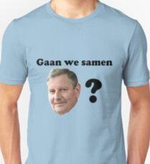 Gaan we samen muilen? Unisex T-Shirt