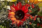 cheerful bouquet by Aimelle