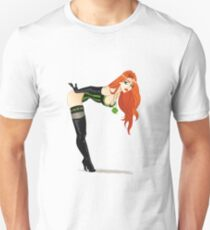 Lucky Girl! Unisex T-Shirt