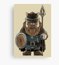 Glumli the Dwarf Canvas Print