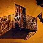 Cusco Balcony by Escott O. Norton