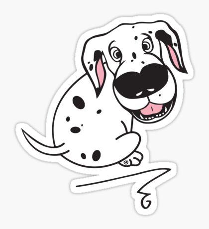 Dali Dot Sticker
