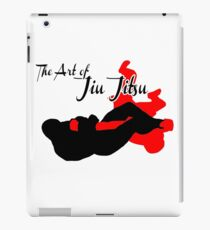 The Art of Jiu Jitsu Arm Bar  iPad Case/Skin