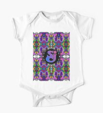 String Cheese Incident - Trippy Pattern Short Sleeve Baby One-Piece
