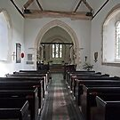 Church of St.Andrew, West Stoke, West Sussex by dgbimages