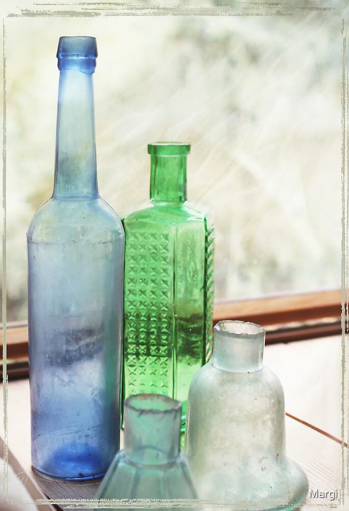 Bottled by Margi