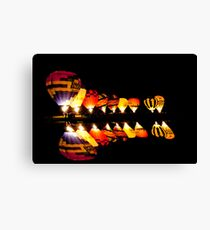 Balloon Fiesta Canvas Print